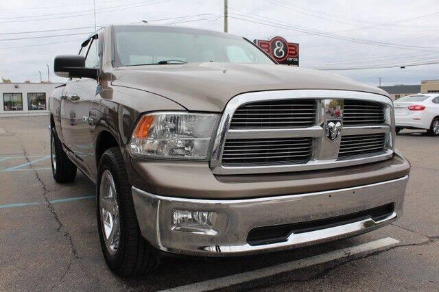 2010 Dodge Ram Pickup 1500 for sale at B & B Car Co Inc. in Clinton Twp MI