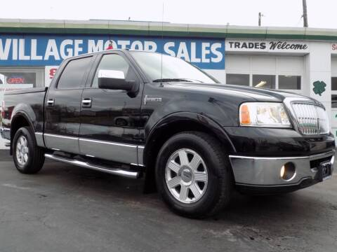 2007 Lincoln Mark LT for sale at Village Motor Sales in Buffalo NY