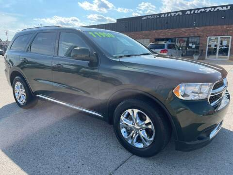 2011 Dodge Durango for sale at Motor City Auto Auction in Fraser MI