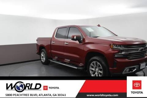 2020 Chevrolet Silverado 1500 for sale at CU Carfinders in Norcross GA