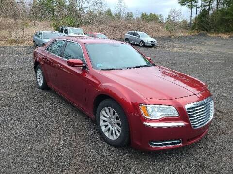 2014 Chrysler 300 for sale at BETTER BUYS AUTO INC in East Windsor CT