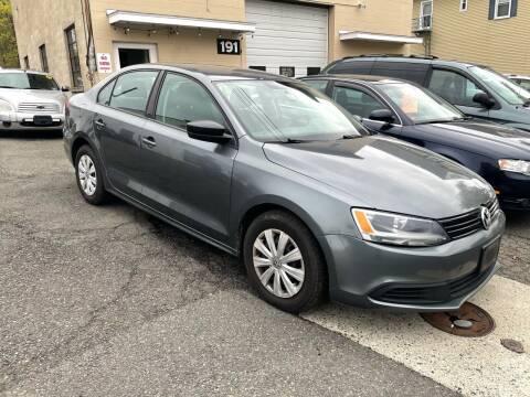 2011 Volkswagen Jetta for sale at Dennis Public Garage in Newark NJ