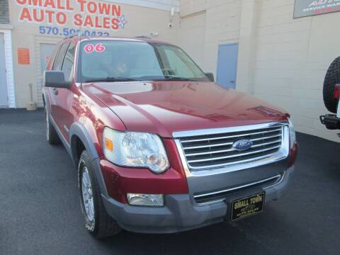 2006 Ford Explorer for sale at Small Town Auto Sales in Hazleton PA