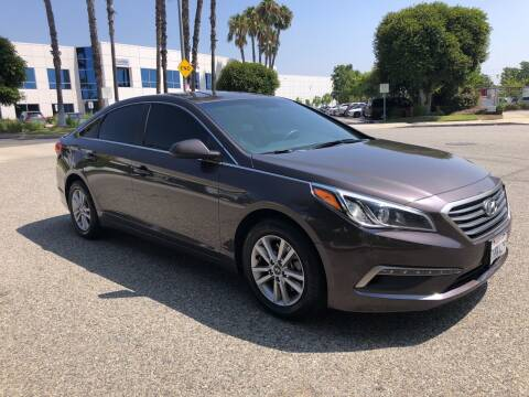 2015 Hyundai Sonata for sale at Trade In Auto Sales in Van Nuys CA