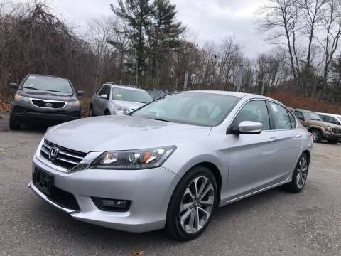 2015 Honda Accord for sale at Royal Crest Motors in Haverhill MA
