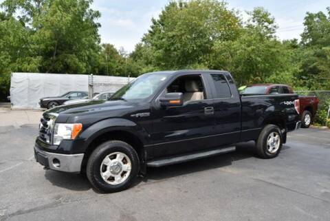 2010 Ford F-150 for sale at Absolute Auto Sales, Inc in Brockton MA