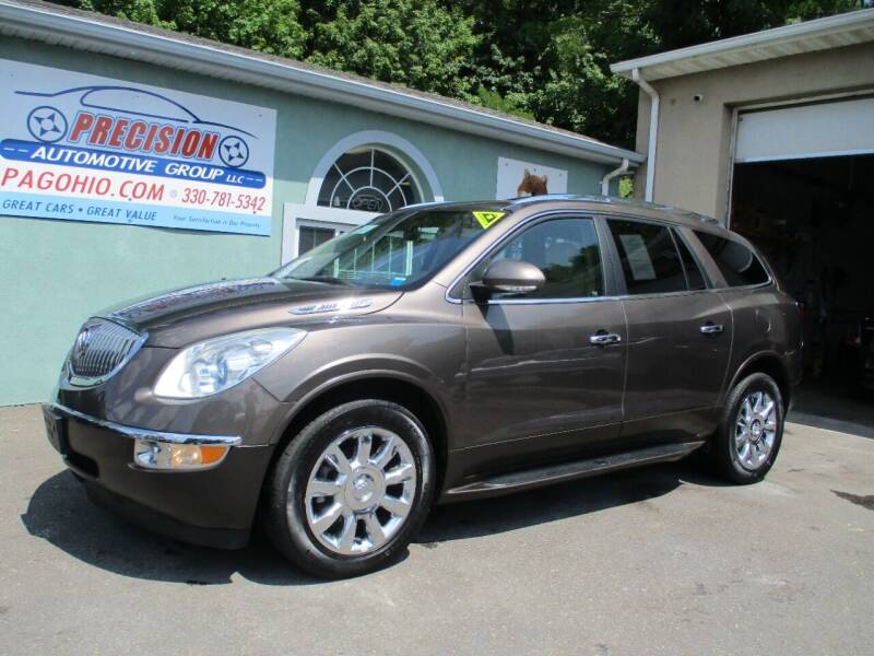 2012 Buick Enclave for sale at Precision Automotive Group in Youngstown OH