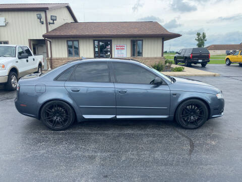 2008 Audi S4 for sale at Pro Source Auto Sales in Otterbein IN