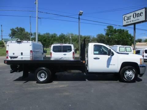 2011 Chevrolet Silverado 3500HD for sale at Car One in Murfreesboro TN
