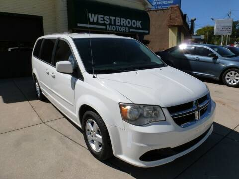 2011 Dodge Grand Caravan for sale at Westbrook Motors in Grand Rapids MI