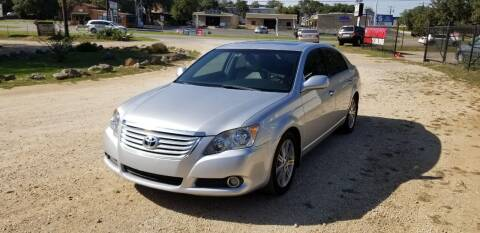 2008 Toyota Avalon for sale at STX Auto Group in San Antonio TX