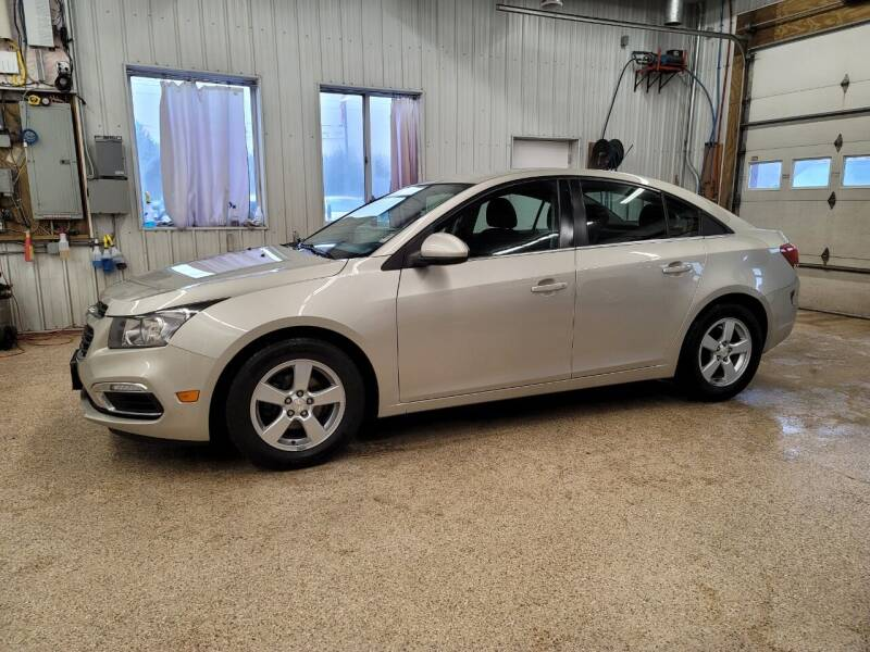 2015 Chevrolet Cruze for sale at Sand's Auto Sales in Cambridge MN