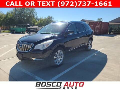 2015 Buick Enclave for sale at Bosco Auto Group in Flower Mound TX