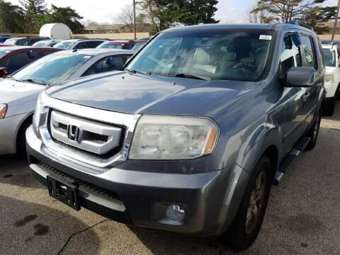 2009 Honda Pilot for sale at Glory Auto Sales LTD in Reynoldsburg OH