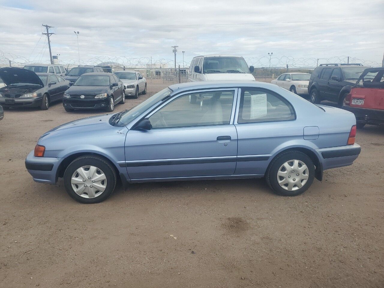used toyota tercel for sale carsforsale com used toyota tercel for sale