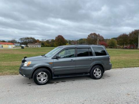 2007 Honda Pilot for sale at Tennessee Valley Wholesale Autos LLC in Huntsville AL
