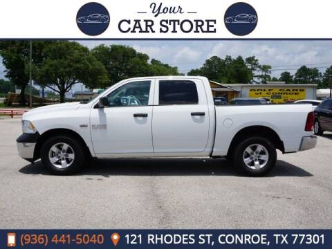 2013 RAM Ram Pickup 1500 for sale at Your Car Store in Conroe TX
