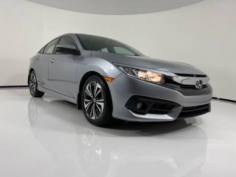 2016 Honda Civic for sale at PHIL SMITH AUTOMOTIVE GROUP - Toyota Kia of Vero Beach in Vero Beach FL