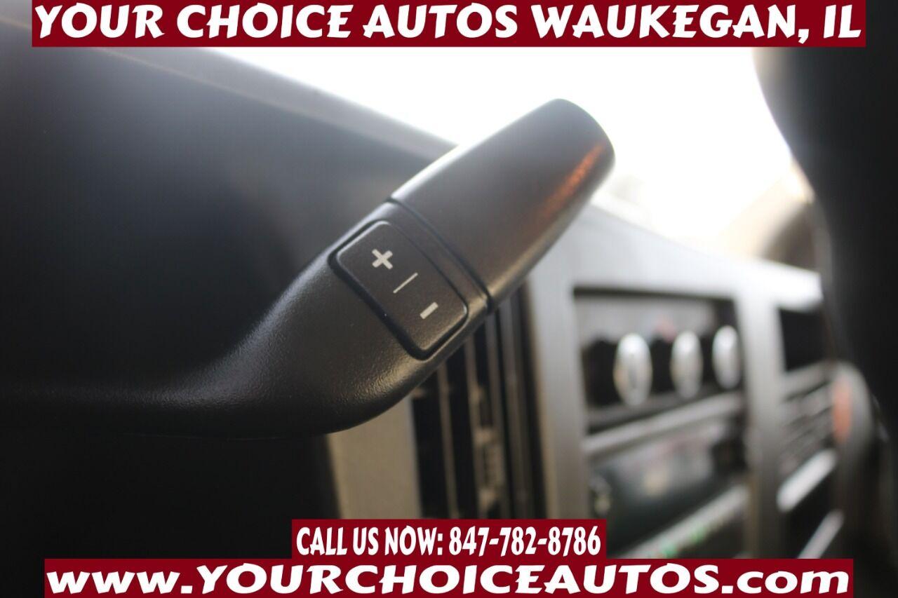 ChevroletExpress Cutaway28