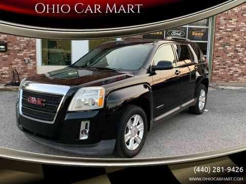 2013 GMC Terrain for sale at Ohio Car Mart in Elyria OH