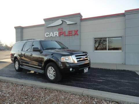2011 Ford Expedition EL for sale at KC Carplex in Grandview MO