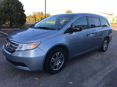 2012 Honda Odyssey for sale at Third Avenue Motors Inc. in Carmel IN