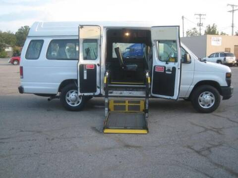 2013 Ford E-Series Cargo for sale at ELITE AUTOMOTIVE in Euclid OH