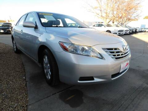 2007 Toyota Camry Hybrid for sale at AP Auto Brokers in Longmont CO