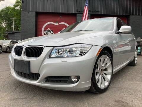 2011 BMW 3 Series for sale at Apple Auto Sales Inc in Camillus NY