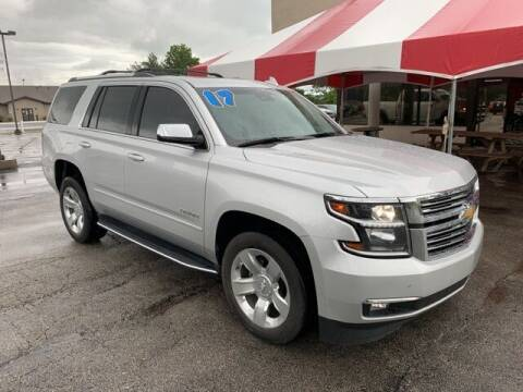 2017 Chevrolet Tahoe for sale at Tim Short Auto Mall 2 in Corbin KY