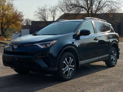 2018 Toyota RAV4 for sale at North Imports LLC in Burnsville MN