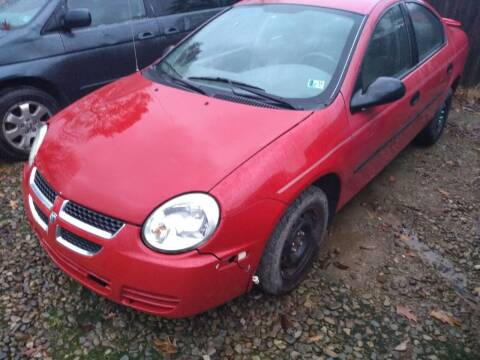2003 Dodge Neon for sale at Seneca Motors, Inc. (Seneca PA) in Seneca PA
