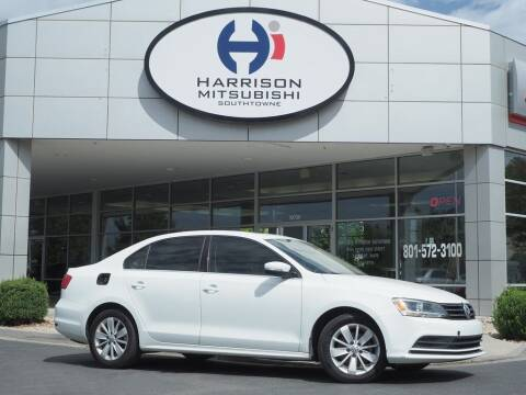 2015 Volkswagen Jetta for sale at Harrison Imports in Sandy UT