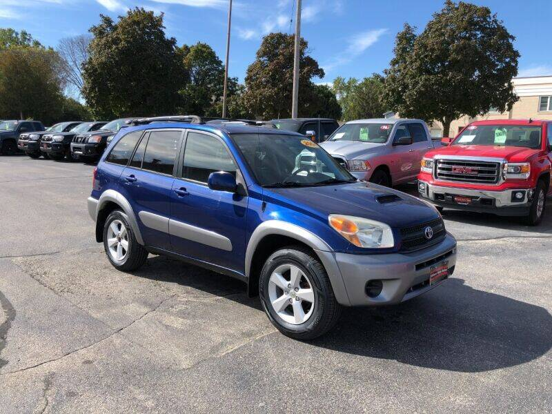 2004 Toyota RAV4 for sale at WILLIAMS AUTO SALES in Green Bay WI