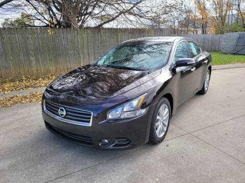 2014 Nissan Maxima for sale at Harold Cummings Auto Sales in Henderson KY