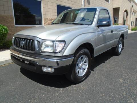2004 Toyota Tacoma for sale at COPPER STATE MOTORSPORTS in Phoenix AZ