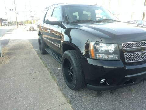 2009 Chevrolet Tahoe for sale at IMPORT MOTORSPORTS in Hickory NC