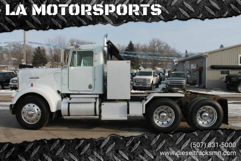 1981 Kenworth W900 for sale at LA MOTORSPORTS in Windom MN