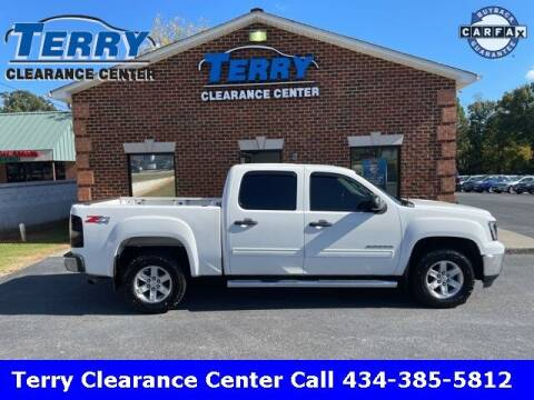 2013 GMC Sierra 1500 for sale at Terry Clearance Center in Lynchburg VA