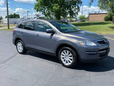 2008 Mazda CX-9 for sale at Dittmar Auto Dealer LLC in Dayton OH