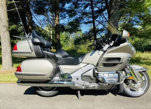 2003 Honda Goldwing for sale at Street Track n Trail in Conneaut Lake PA