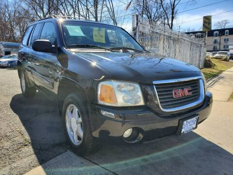 2002 GMC Envoy for sale at New Plainfield Auto Sales in Plainfield NJ