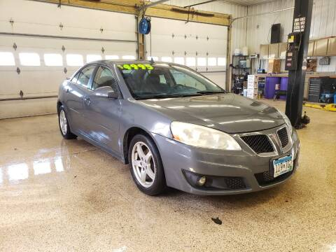 2009 Pontiac G6 for sale at Sand's Auto Sales in Cambridge MN