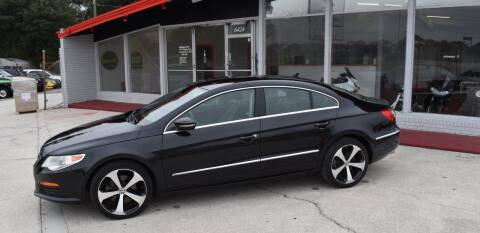 2012 Volkswagen CC for sale at GARAGE ZERO in Jacksonville FL