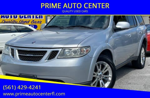 2009 Saab 9-7X for sale at PRIME AUTO CENTER in Palm Springs FL