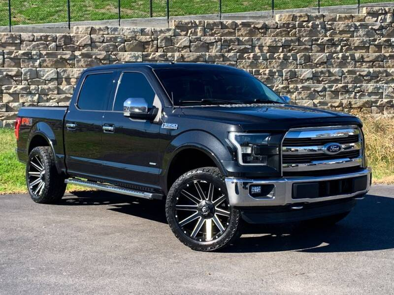 2015 Ford F-150 for sale at Car Hunters LLC in Mount Juliet TN