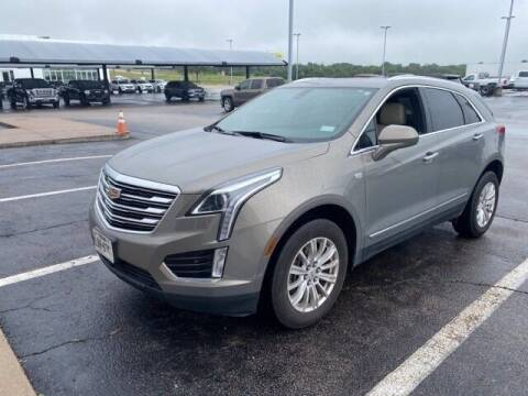 2018 Cadillac XT5 for sale at Jerry's Buick GMC in Weatherford TX
