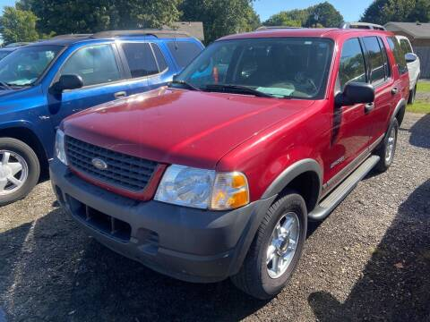 2004 Ford Explorer for sale at Sartins Auto Sales in Dyersburg TN