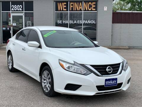 2016 Nissan Altima for sale at Stanley Chrysler Dodge Jeep Ram Gatesville Buy Here Pay Here in Gatesville TX