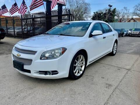 2009 Chevrolet Malibu for sale at Gus's Used Auto Sales in Detroit MI